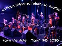 La Juan D'Arienzo in Seattle 2nd Show