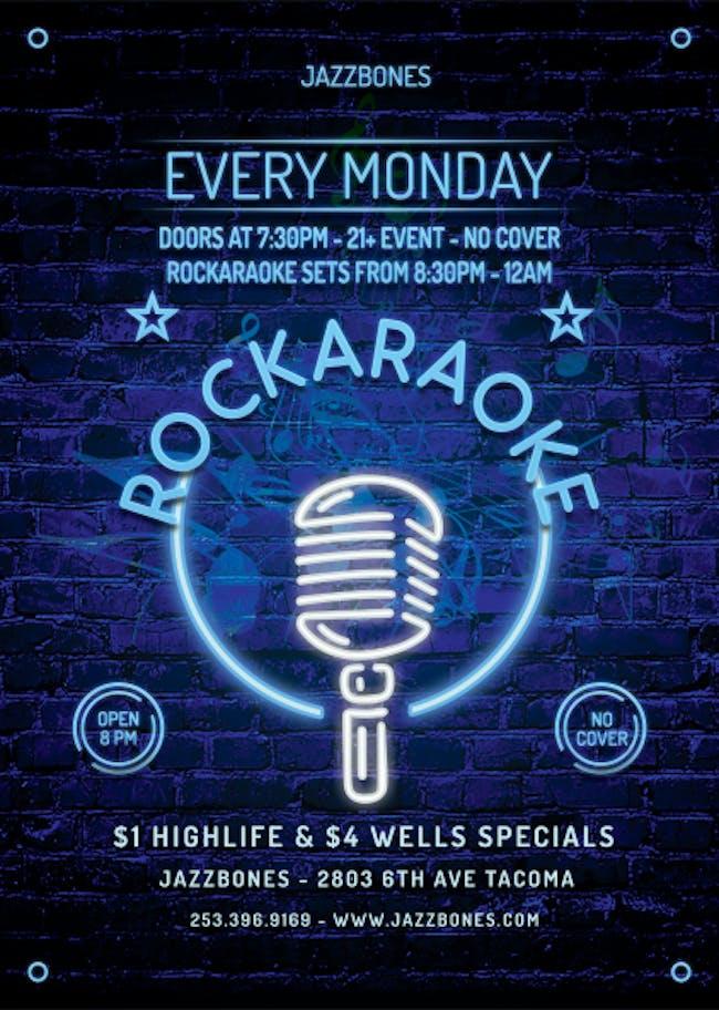 Rockaraoke - Karaoke with a Live Band!