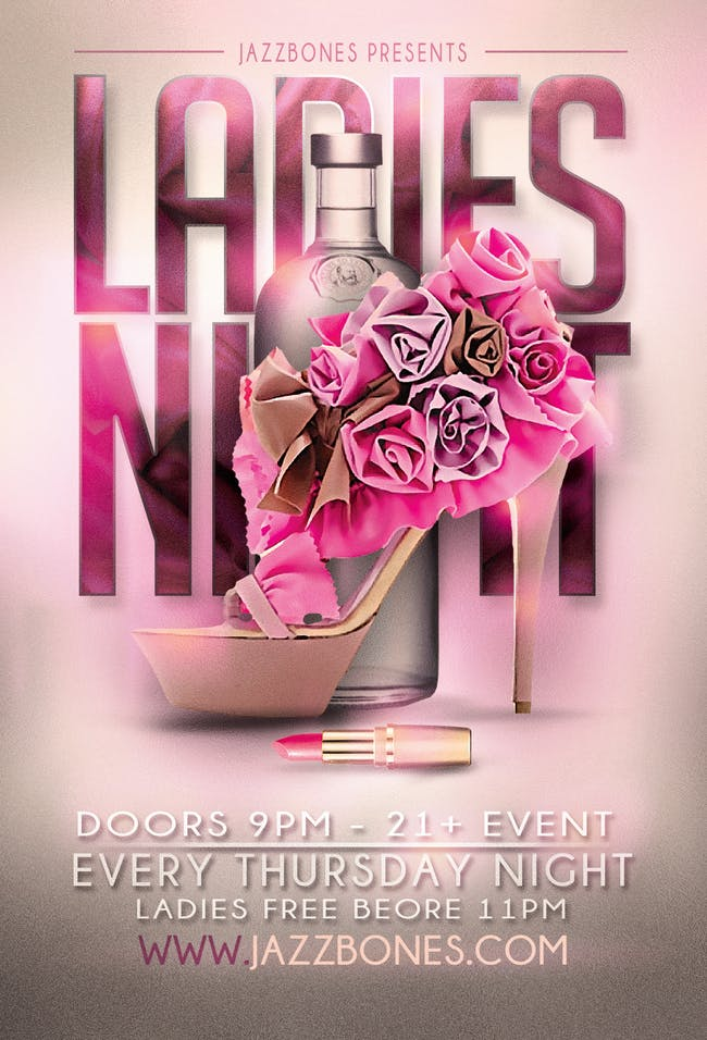 Ladies Night// Dj Semaj + Dj Tab
