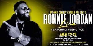 Comedian Ronnie Jordan Live