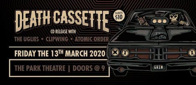 Death Cassette cd release