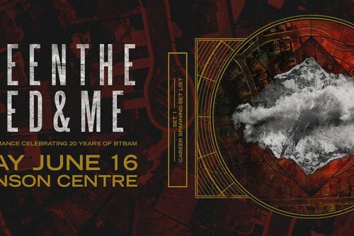 Between The Buried & Me - An Evening With - postponed