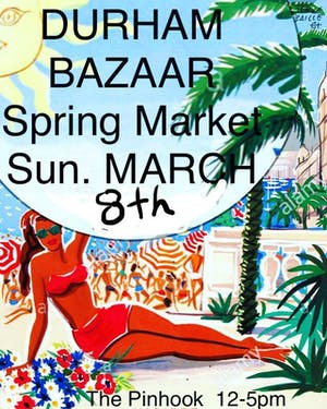 Durham Bazaar