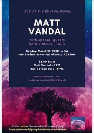 Matt Vandal / Radio Brazil Band