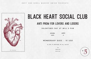 Black Heart Social Club // No. 3