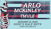 Arlo McKinley & The Lonesome Sound w/ TMULE