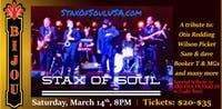 Stax of Soul - Tribute to Stax Record Label