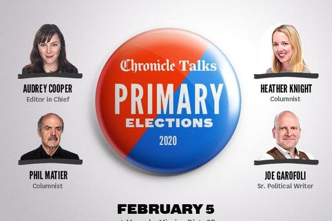 Chronicle Talks: 2020 Primary Elections