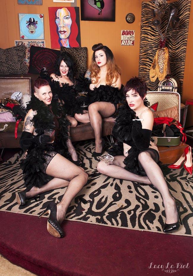 Whiskey Tango Sideshow Presents: Sleaze-O-Rama