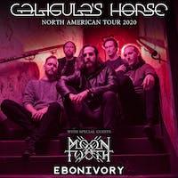 CALIGULA'S HORSE *Postponed - New date coming soon!*