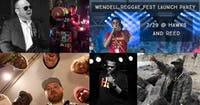 Wendell Reggae Fest Launch Party