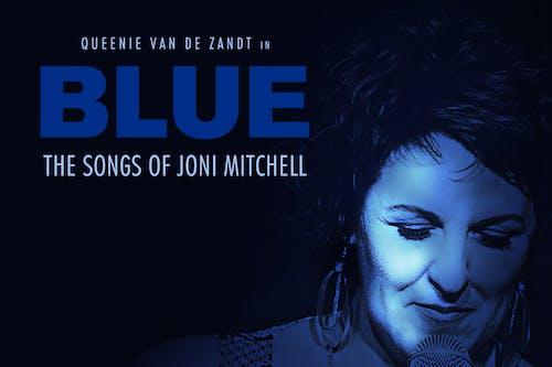 """Queenie van de Zant """"Blue: The Songs of Joni Mitchell"""""""