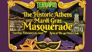 The Historic Athens Mardi Gras Masquerade