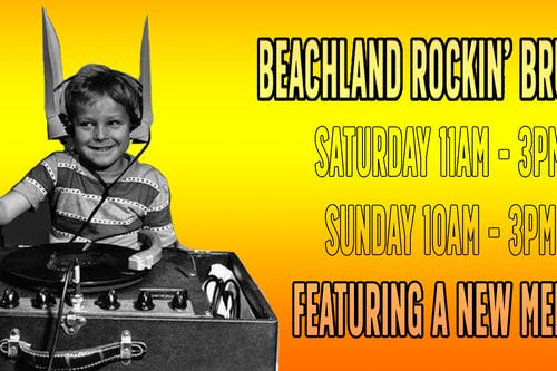 Beachland Rockin' Brunch with DJs Laura DeMarco & Maria Petkovic