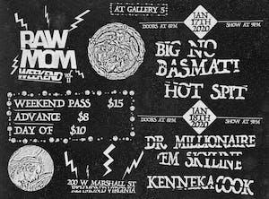 Raw Mom Weekend Vol. 2
