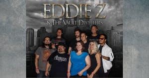 "Eddie Z & The Vault Dwellers w Special Guests David ""Ace"" Cannon & Abby K"