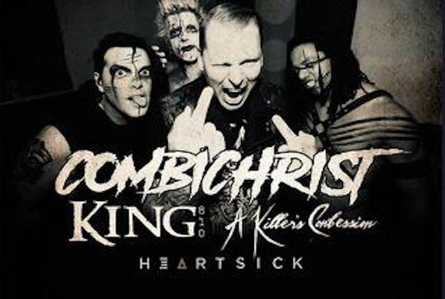 Combichrist, King 810, A Killer's Confession, Heartsick