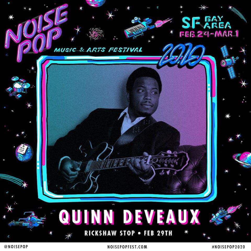 Quinn DeVeaux & The Blue Beat Review (Album Release Party)