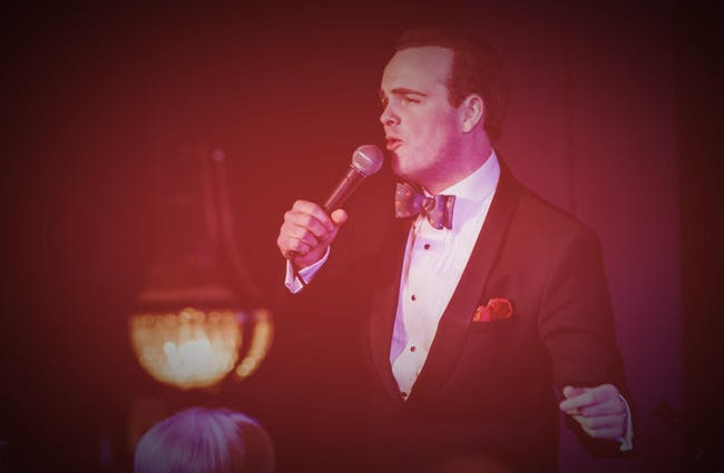 A Sinatra Valentine with Andrew Walesch Big Band