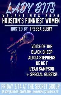 LADY BITS: Houston's Funniest Women Valentines 2020
