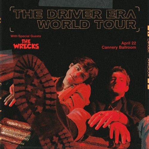The Driver Era w/ The Wrecks