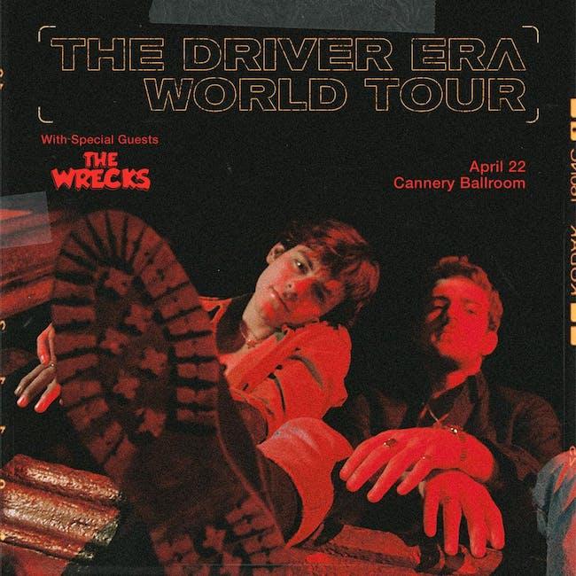 The Driver Era w/ The Wrecks