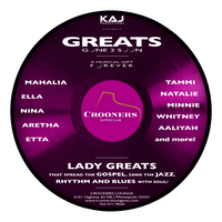 Greats Gone 2 Soon: AN ETTA JAMES EXPERIENCE