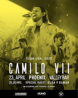 Camilo Septimo – Tour USA 2020