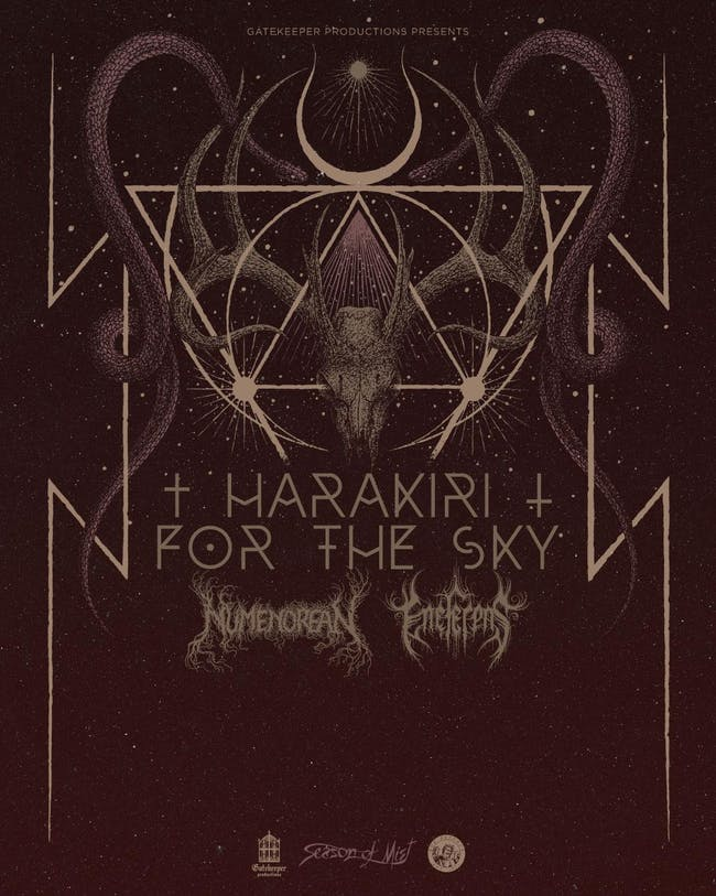 Harakiri For the Sky, Numenorean, Eneferens
