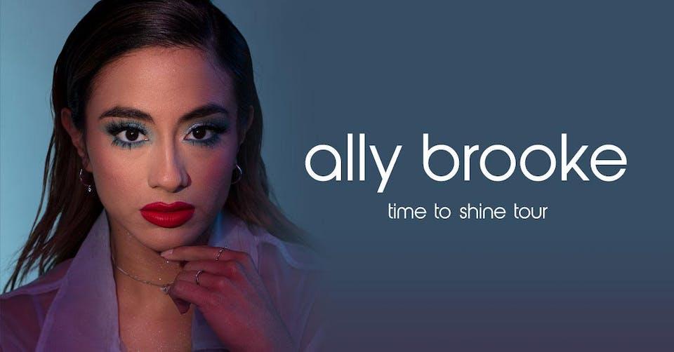 POSTPONED | Ally Brooke