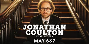 Jonathan Coulton w/ Paul & Storm