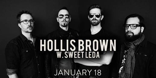 Hollis Brown w/ Sweet Leda