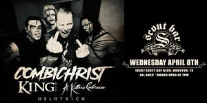 Combichrist - rescheduled for Oct 13, 2020