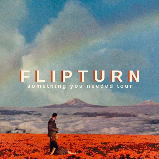 Flipturn w/ Blonde Bones & Groove Inn