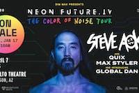Neon Future IV- Steve Aoki