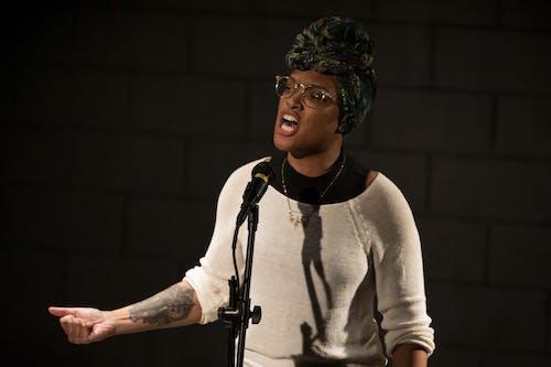 Femme Poetry Slam