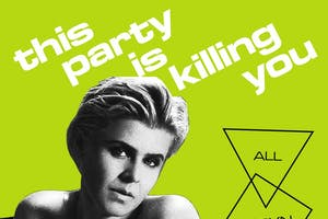 This Party Is Killing You: A Robyn Themed Dance Night