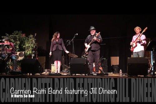 POSTPONED - The Carmen Ratti Band w/Jill Dineen