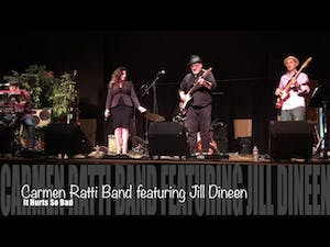 The Carmen Ratti Band w/Jill Dineen