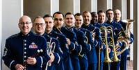United States Air Force Heritage of America Band - SOLD OUT