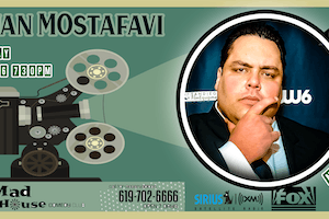 Bijan Mostafavi as seen on Laughs on Fox and more!