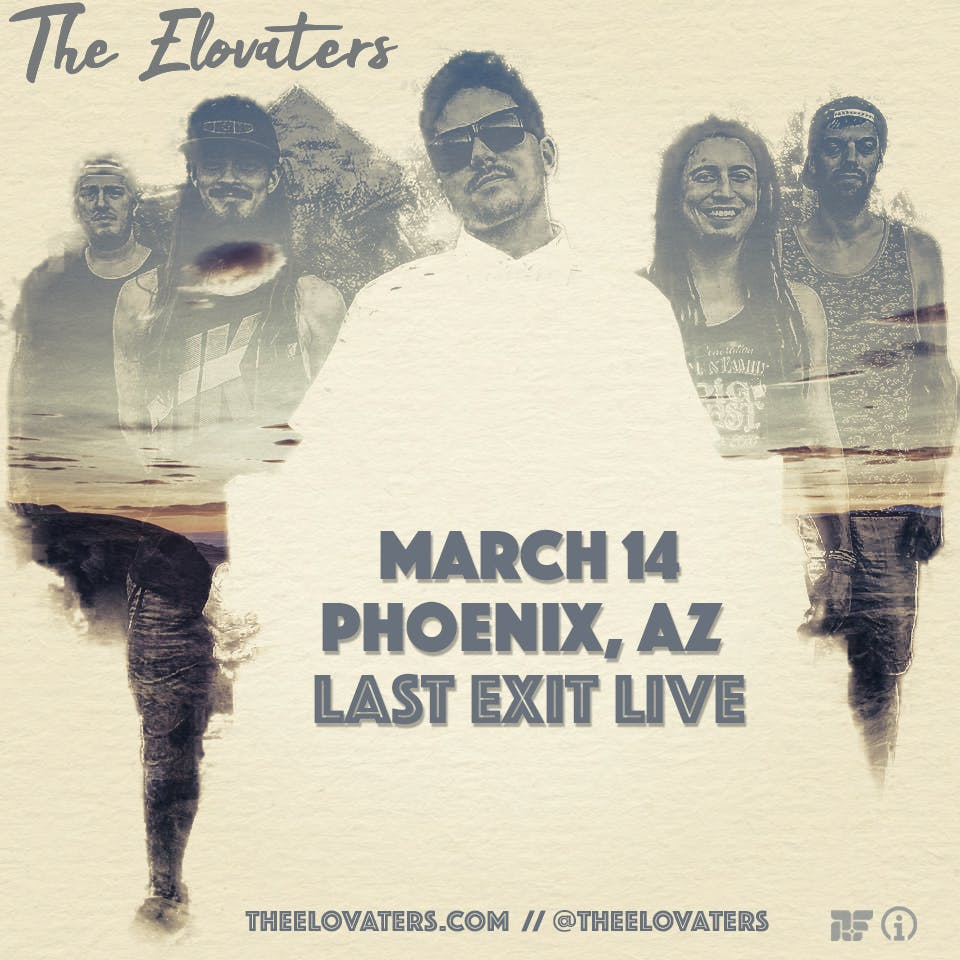 THE ELOVATERS at Last Exit Live