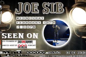 Joe Sib founder of SideOneDummy Records, Growing Up Punk.