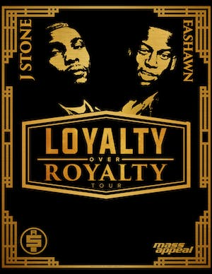 """J Stone & Fashawn's """"Loyalty Over Royalty"""" Tour w/ Keifer, YoungBoy37 +more"""