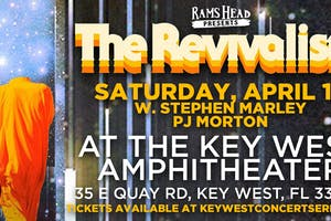 The Revivalists at The Key West Amphitheater