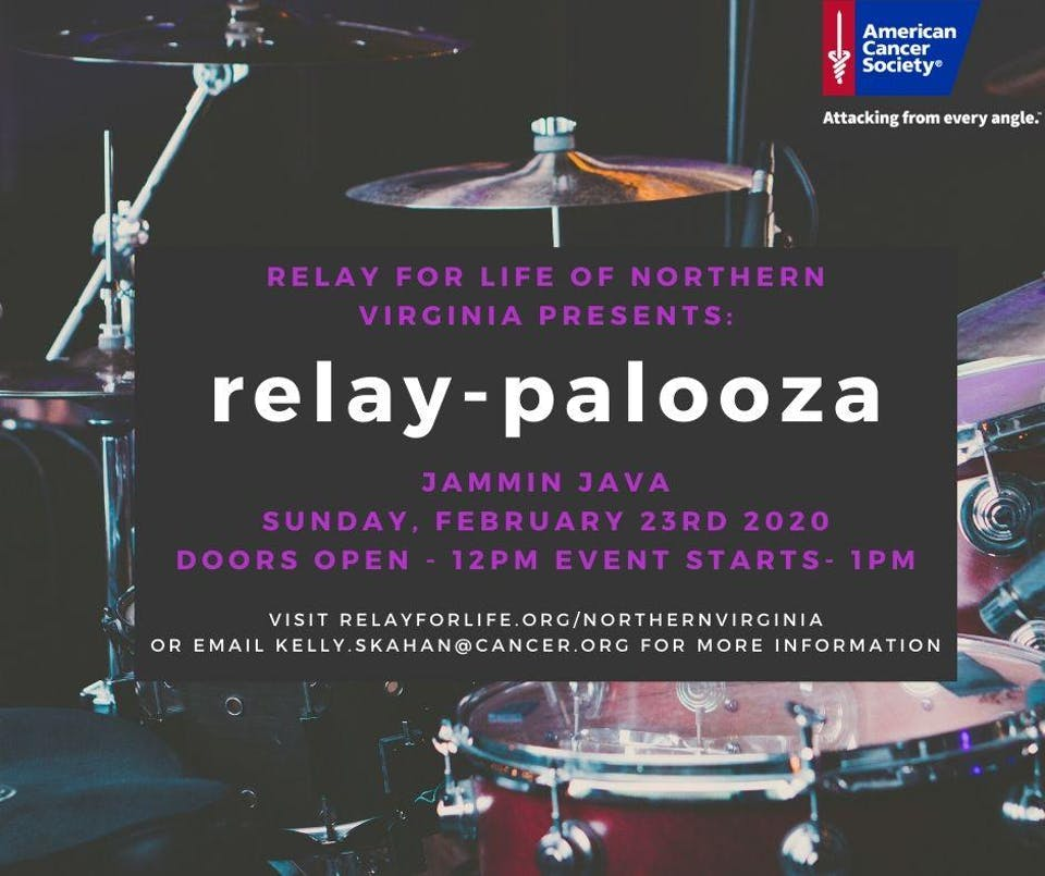 Relay for Life of Northern Virgina's 2020 Relay-Palooza