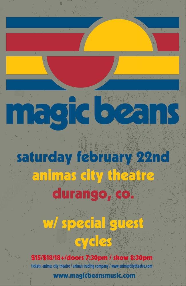 Magic Beans w/s/g Cycles
