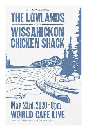 The Lowlands / Wissahickon Chicken Shack