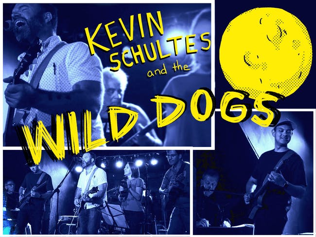 Kevin Schultes & The Wild Dogs and Archpalatine