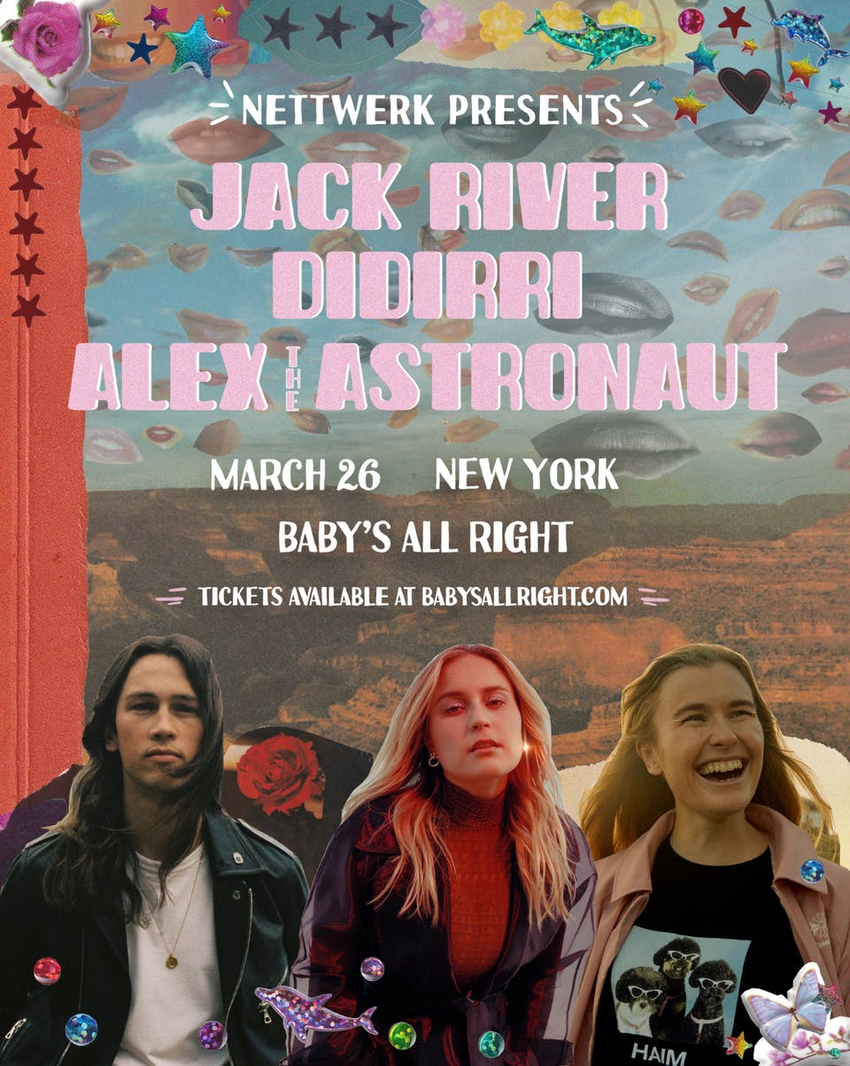 Jack River with Alex The Astronaut, Didirri